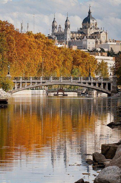 Жизнь в Испании или  Мадрид город  мечты