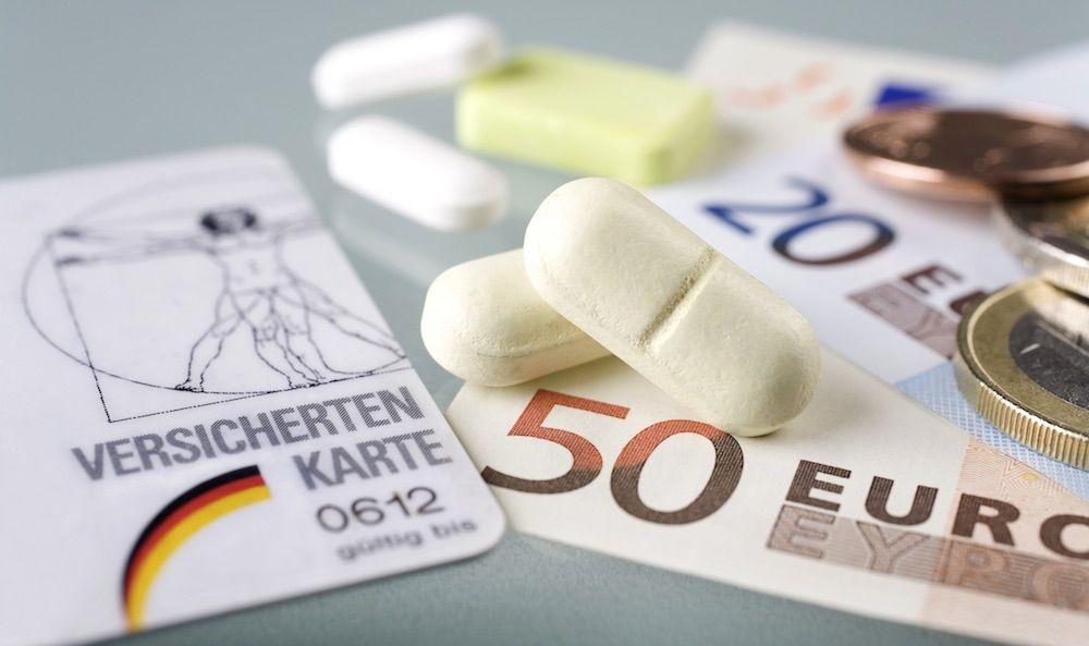 Медицинское страхование в Германии