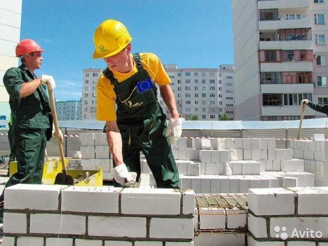 Требуются Каменщики - работодатель Польша - 1