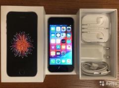iPhone SE черный - Изображение 1