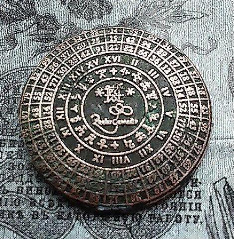 Интересный, старинный артефакт. - 2