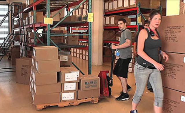 Работа во Франции на складах, 12 евро в час нетто - 1