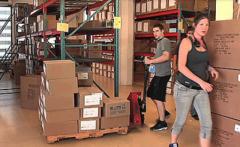 Работа во Франции на складах, 12 евро в час нетто