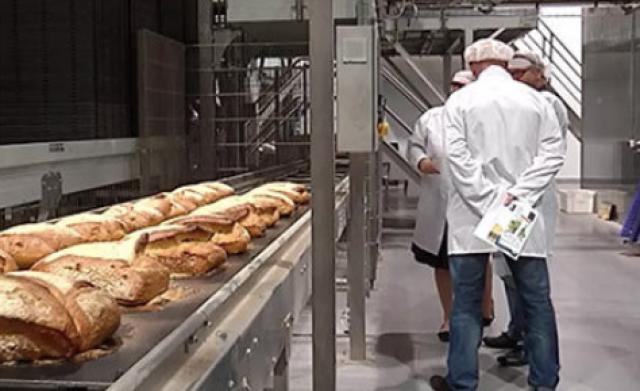 Работа в Швеции на хлебозаводе, 13.8 евро в час нетто. - 1