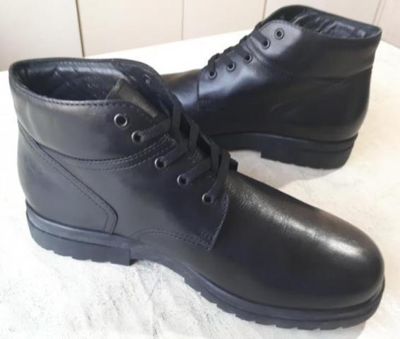 Продам неубиваемые демисезонные мужские ботинки - 2