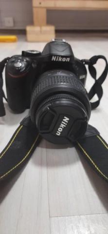 Продам зеркальный фотоаппарат Nikon D5200 - 1
