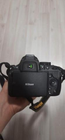 Продам зеркальный фотоаппарат Nikon D5200 - 2