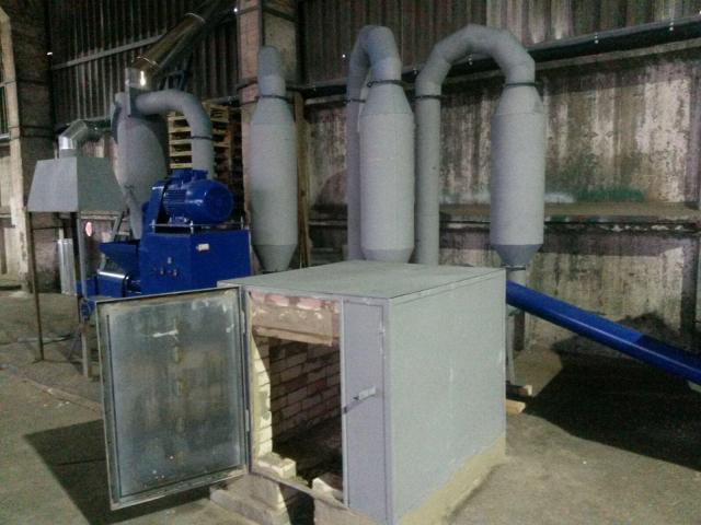 Технология производства топливных брикетов PINI&KAY - 3
