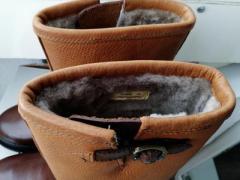 Продам зимние сапоги FRYE Riley Shearling Boots - Изображение 3