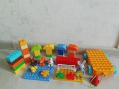 Продам б/у Лего дупло - Изображение 3