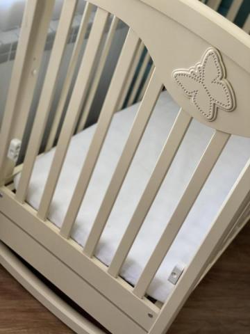 Продам кроватку детскую для Вашей прицессы или маленького принца - 5