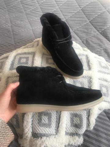Продам ботиночки на шнурках - 2