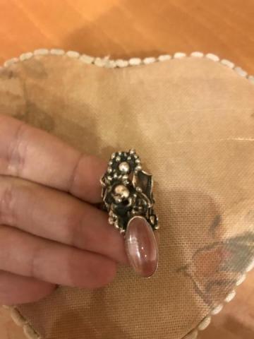 Продам комплект кольцо и кулон - 2