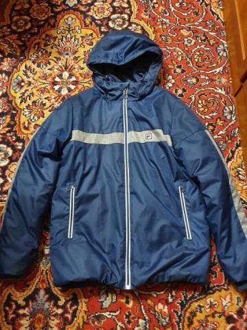 Продам куртку Fila - 1
