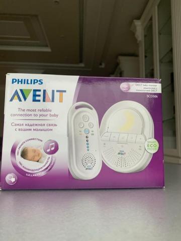 Продаётся Philips Avent Цифровая радионяня. - 1