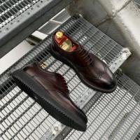 Продаю кожаные броги - Изображение 2