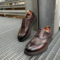 Продаю кожаные броги - Изображение 3