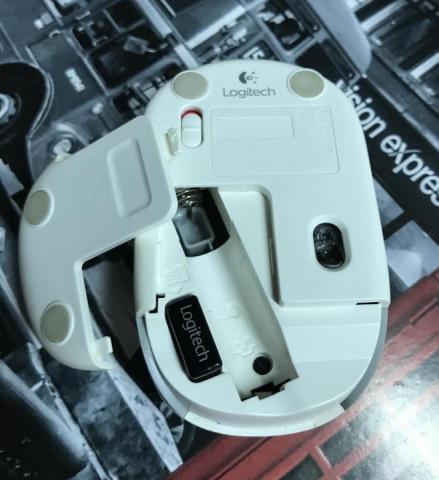 Продается сверхпортативная беспроводная мышь Logitech M187 - 3