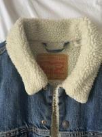 Продается мужская куртка  TRUCKER SHERPA Levi's - Изображение 4