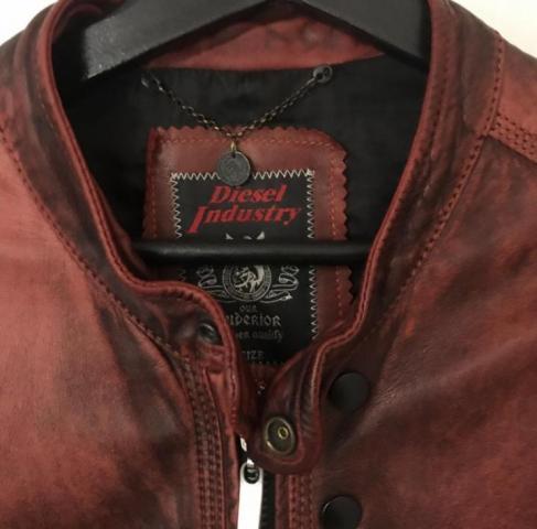 Продам куртку пиджак Diesel - 1