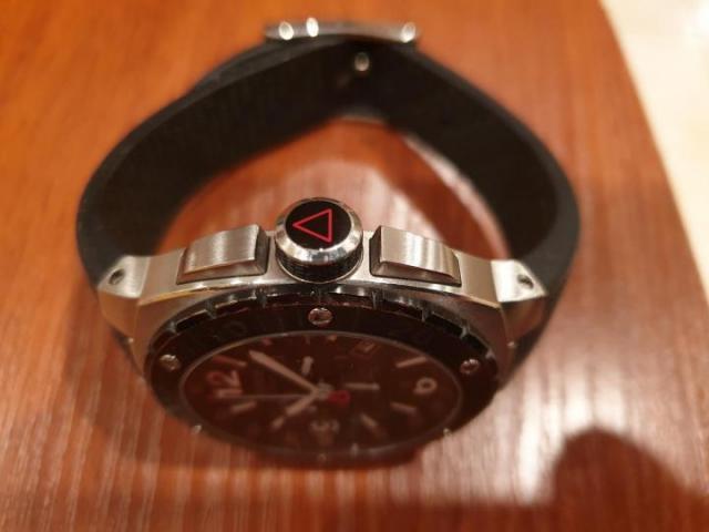 Продам Шикарные мужские швейцарские часы-хронограф Alpina - 3
