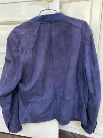 Продаю куртку замшевую Strellson - 2