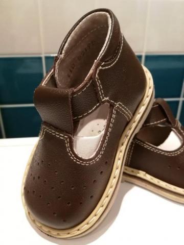 Продаются туфли темно-коричневые - 2