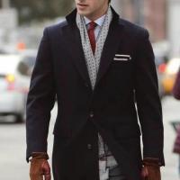 Продаю представительное мужское шерстяное пальто - Изображение 1
