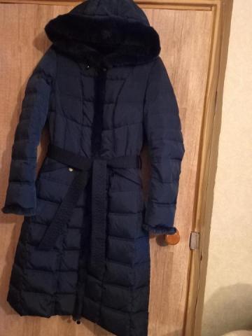 Продам пальто очень теплое - 1
