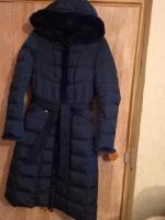Продам пальто очень теплое