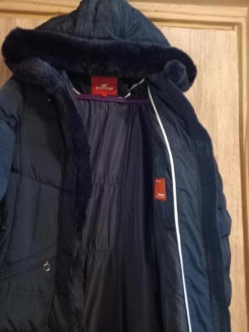 Продам пальто очень теплое - 3