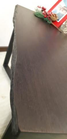 Bog oak coffee table - 5
