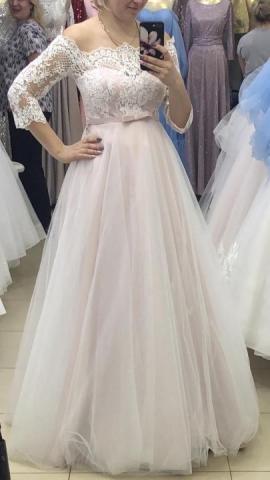 Продаю платье свадебное, вечернее - 2