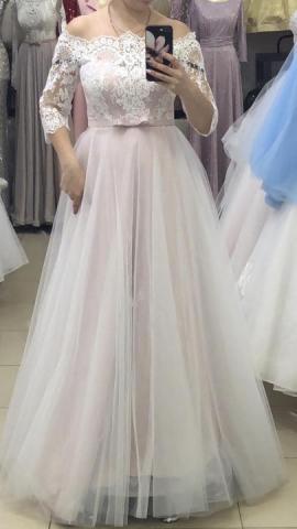 Продаю платье свадебное, вечернее - 3