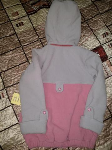 Продам новую Куртку-толстовка - 2