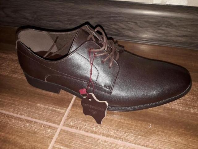 Продам ботинки натуральная кожа - 1