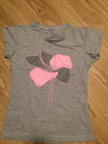 Продам серую футболку - 1