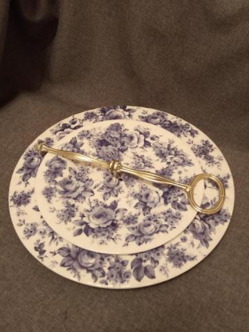 Продам тарелка двухъярусная - 3
