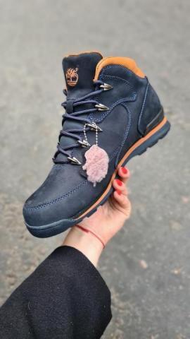 Продам теплые зимние ботинки TIMBERLAND - 1