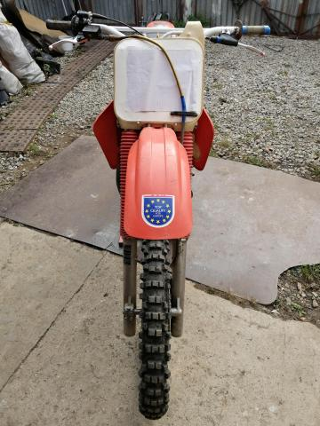 Хонда ср 250р - 4