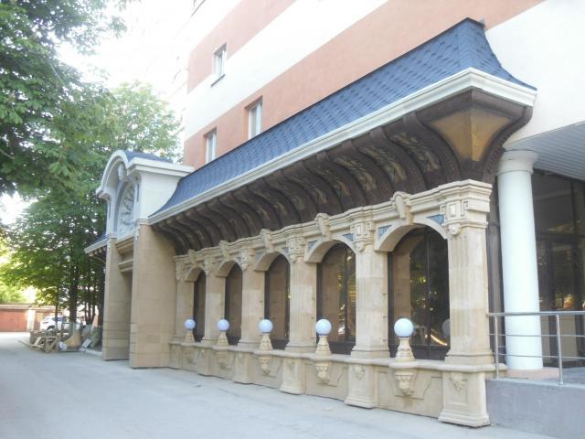 reconstruction restoration improvement of building facades - 3
