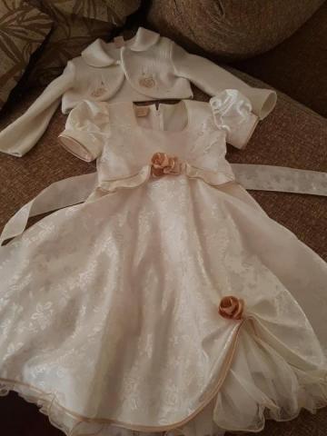 Красивое нарядное пышное платье - 2