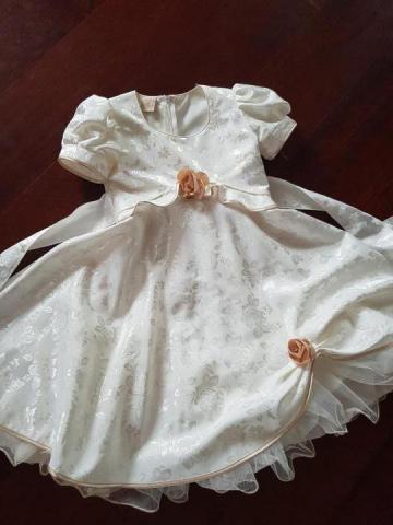 Красивое нарядное пышное платье - 4