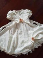 Красивое нарядное пышное платье - Изображение 4
