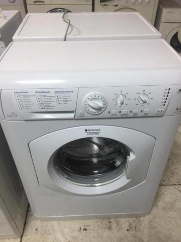 Продам стиральная машинка Hotpoint-Ariston - 1