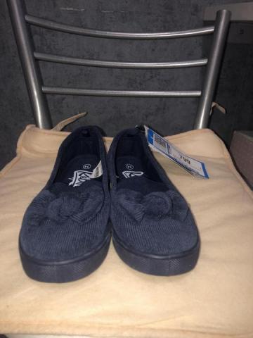 Продам вельветовые туфли - 2