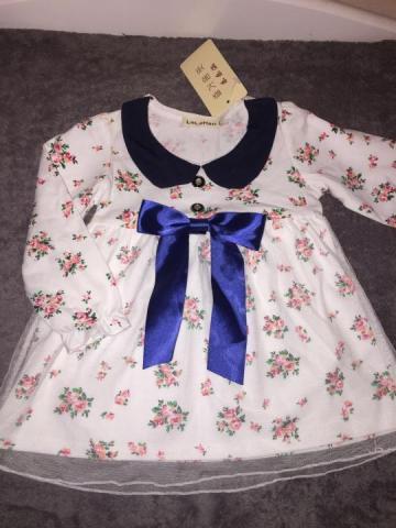 Продам новое платье для малышки - 1