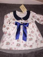 Продам новое платье для малышки