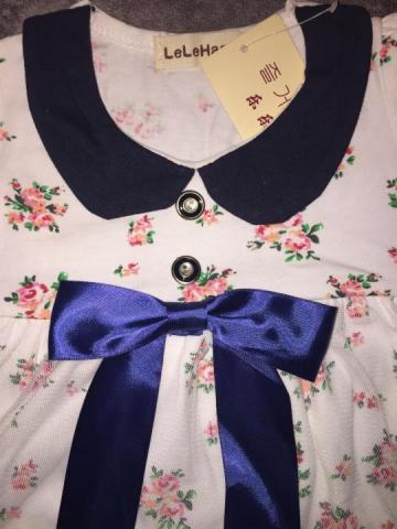 Продам новое платье для малышки - 3