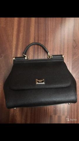 Продам Dolce Gabbana sicily medium сумка - 1